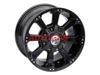 Диск колесный литой УАЗ черный 5x139,7 8xR16 d110 ET-20