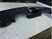 Полка верхняя под магнитолу УАЗ-452 АБС