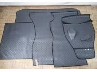 Покрытие пола с багажным отсеком (автолин) к-т на УАЗ Хантер КПП АДС