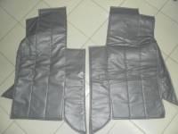Коврики под сиденье(поролон, ватин) на УАЗ 452 к-т серые