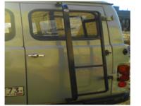 Лестница к багажнику УАЗ 452 усиленная