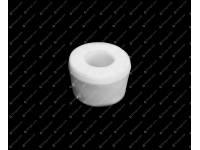 Втулка амортизатора УАЗ 452/469 (ПВХ белый) (451-2905432)
