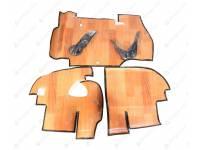Коврики переднего пола 452 (линолеум)