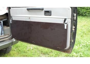 Откидной столик на дверь багажника УАЗ Патриот усиленный